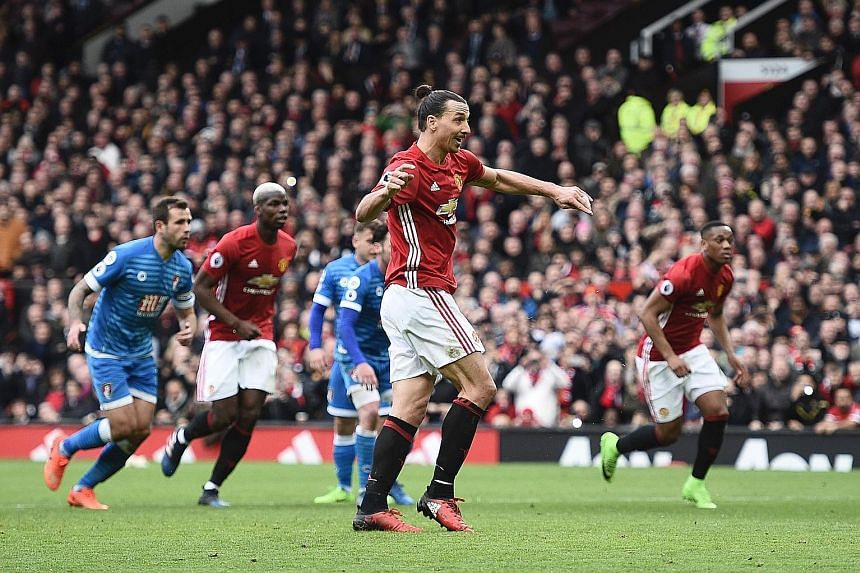 Zlatan Ibrahimovic missing his 72nd-minute penalty as Manchester United dropped yet more points at Old Trafford.