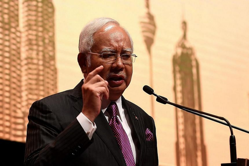 Prime Minister Najib Razak said on Monday (March 6) that Malaysia's expulsion of North Korea's ambassador showed the country is stern in defending its honour.