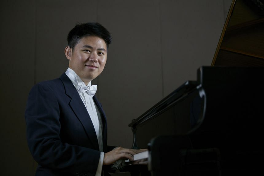 Pianist Azariah Tan hopes to use the $10,000 grant to attend the Sarasota Music Festival in Florida and Karlovac Piano Festival in Croatia.