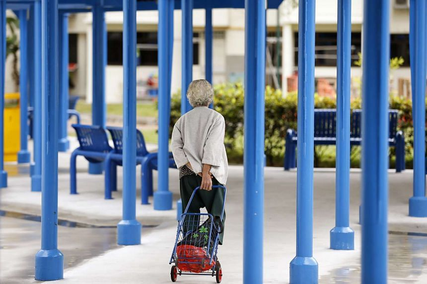 Two new schemes have been introduced to help elderly home-buyers looking to get smaller HDB flats.