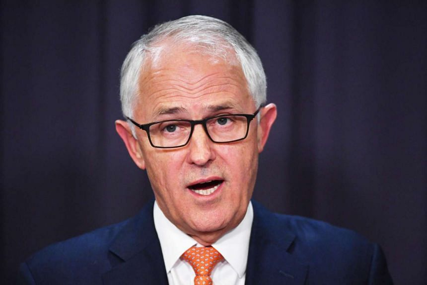 During a visit to Jakarta on Tuesday, March 7, 2017, Mr Turnbull plays down the possibility of joint patrols of the South China Sea with Indonesia.