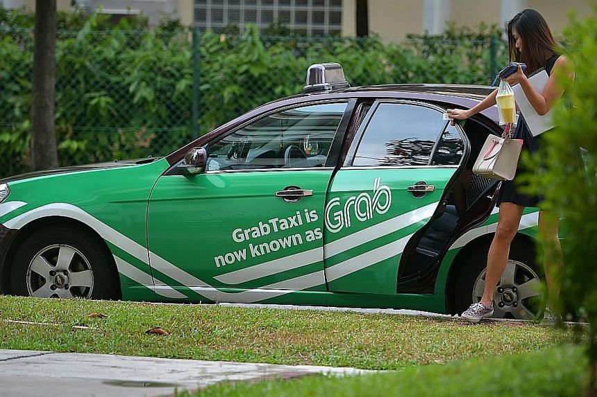 Grab users are now able to view only the estimated cost of a taxi ride, as it is based on the metered fare. The cost of a private-hire GrabCar ride, which is fixed, can be viewed upfront.