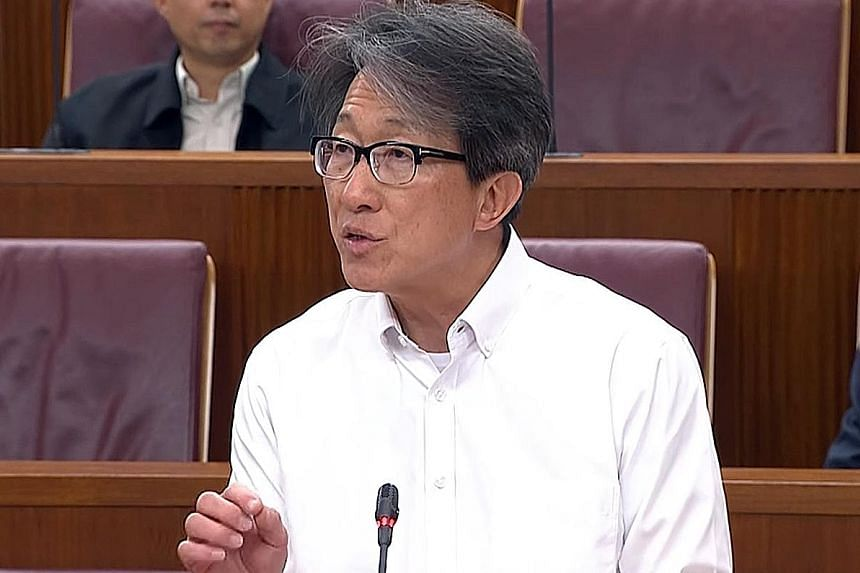 ACCOUNTABILITY: We are putting the obligation to hire (the workers after their training) on the industry partner. - MANPOWER MINISTER LIM SWEE SAY