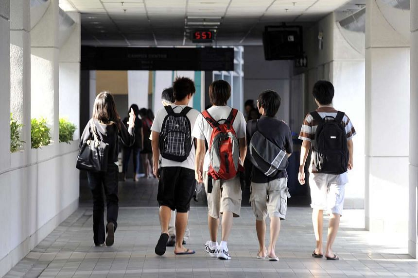 Polytechnics and the Institute of Technical Education (ITE) will admit more students based on talents and interests, as they widen the focus beyond academic grades alone.