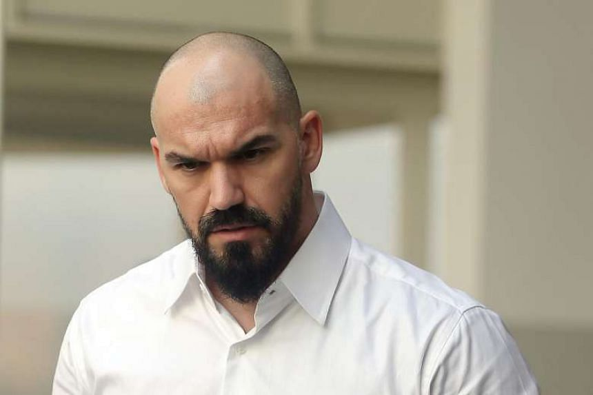 The Attorney-General's Chambers will not be appealing against mixed martial arts instructor Joshua Robinson's four-year jail term.
