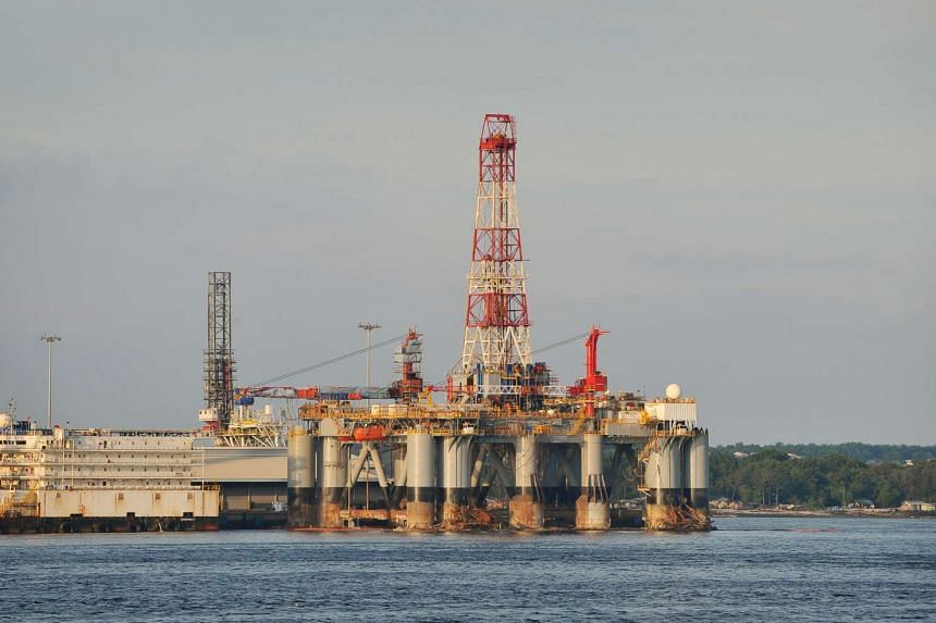 File photo of an oil rig at the Johor Port in Malaysia. Perisai Petroleum Teknologi is offering to pay US$3.4 million (S$4.8 million) in cash to bond holders.