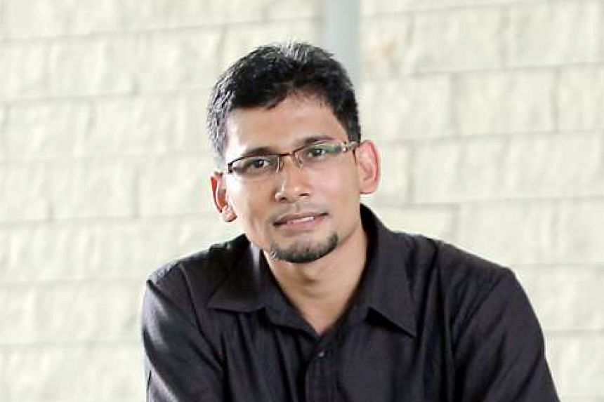 Associate Professor Khairudin Aljunied was suspended from his duties on Monday (March 6).