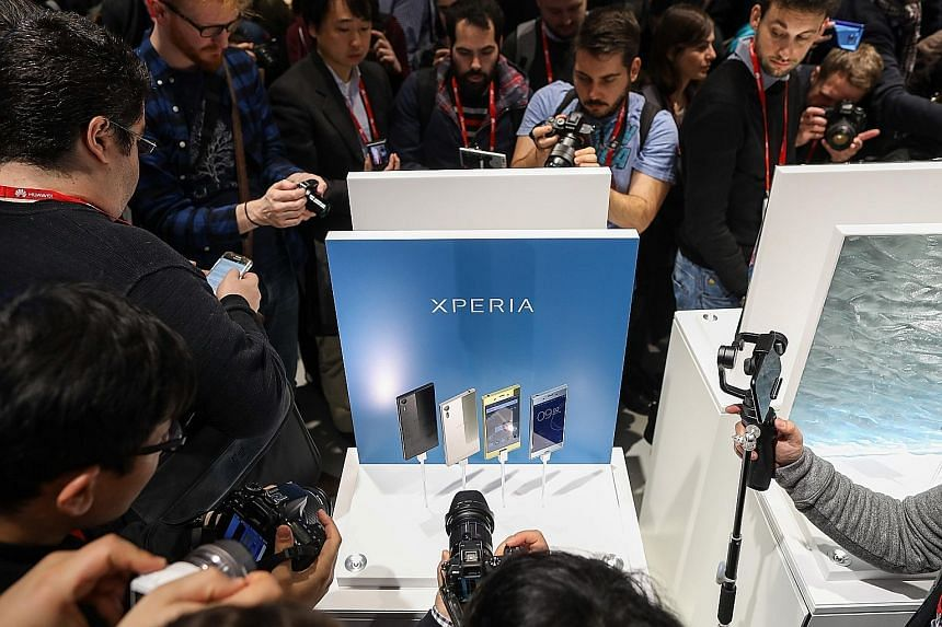 Sony has made the screen on the Xperia XZ Premium one of the major upgrades to its flagship phone.