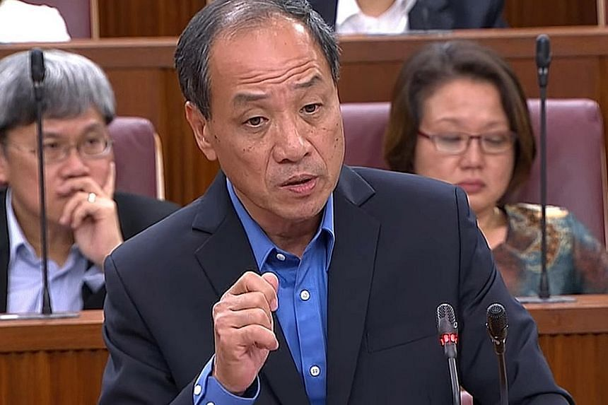 Mr Low asked whether there are other forms of revenue the Government can look at, such as revenue from land sales.