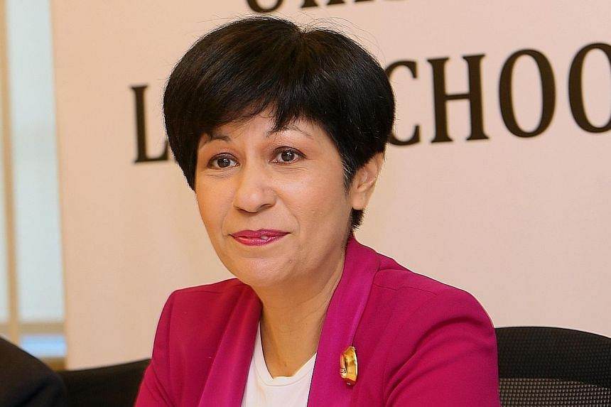 Ms Indranee said Singapore does not need an independent watchdog to monitor public finances, as suggested by Mr Low.