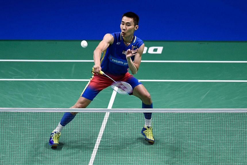 Lee Chong Wei of Malaysia is determined to take part in the All England Open, which starts today. He and traditional arch-rival Lin Dan are on opposite sides of the draw and a dream final between the two would be their 38th meeting.