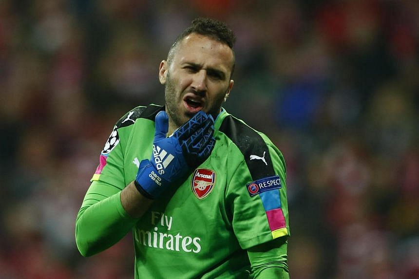 David Ospina is the latest in a long line of Arsenal players whose futures at the club are uncertain.