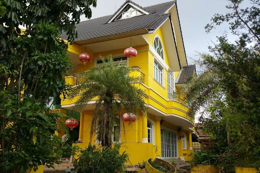 The freehold property in District 11 is situated within the prestigious Chee Hoon Good Class Bungalow Area.