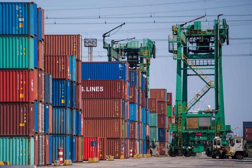 Imports in yuan-denominated terms surged 44.7 per cent from a year earlier, while exports rose 4.2 per cent, official data showed on Wednesday (March 8).