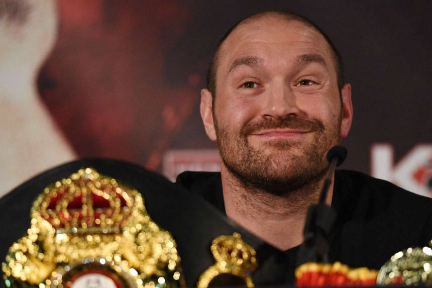 Tyson Fury has to convince the British Boxing Board of Control to return his licence, which was taken away last October.