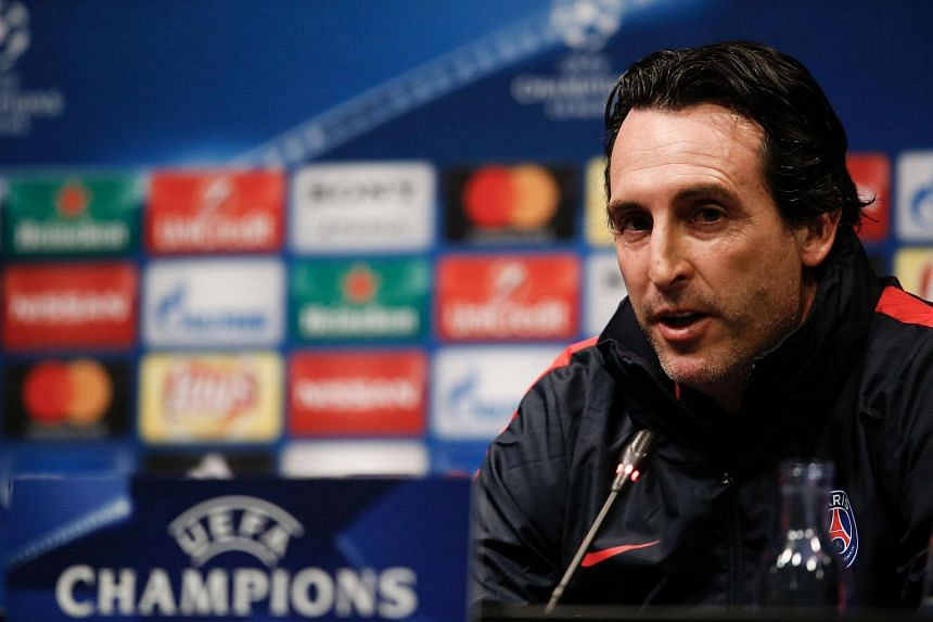 Unai Emery's meteoric rise as a coach began at the age of 32 at Lorca. He went on to win three straight Europa League titles with Sevilla from 2014-2016, catching the eye of the PSG power-brokers.