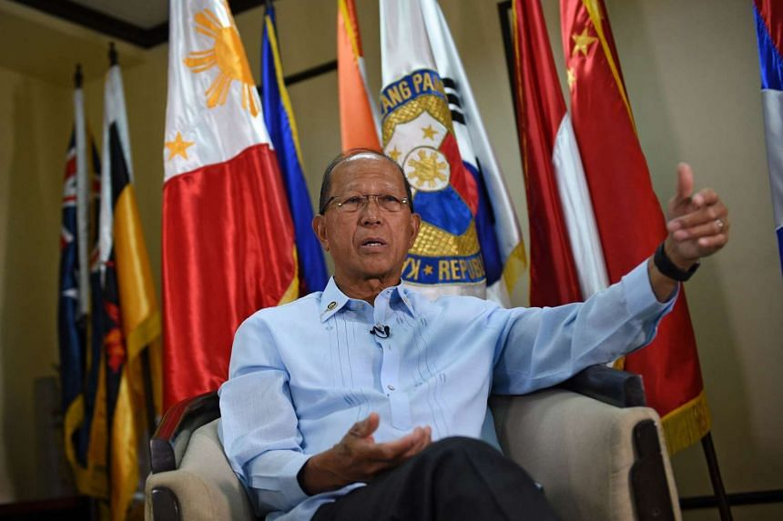 Philippine Defence Secretary Delfin Lorenzana said the Philippines, Malaysia and Indonesia will launch joint patrols in piracy-plagued waters.
