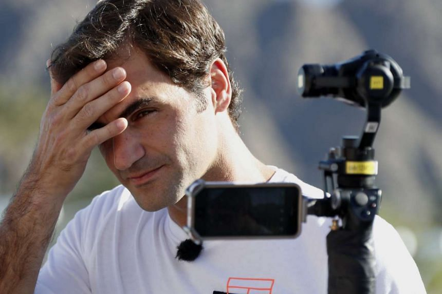 Federer is drawn in the same quarter with three-time defending champion and second seed Novak Djokovic and Spanish fifth seed Rafael Nadal in the Indian Wells ATP Masters.
