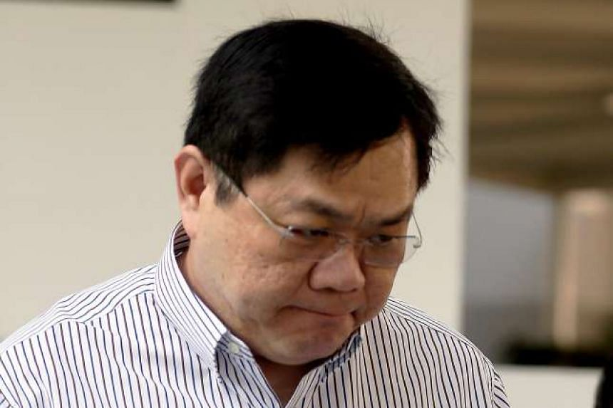 Clarence Chang Peng Hong, 51, BP Singapore's former eastern regional director for marine fuels, was hauled to court on Thursday (March 9) to face 47 charges including 20 counts of obtaining about US$4 million in bribes.