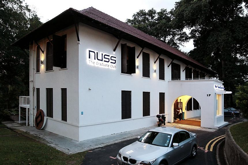 The Guild House in Bukit Timah is the only surviving link to the early days of tertiary education in Singapore. It should be retained and made to blend in with the Botanic Gardens' historical educational heritage.