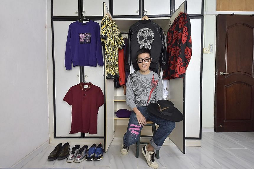 Digital marketing executive Stanley Lui says he has no regrets when it comes to his purchases.