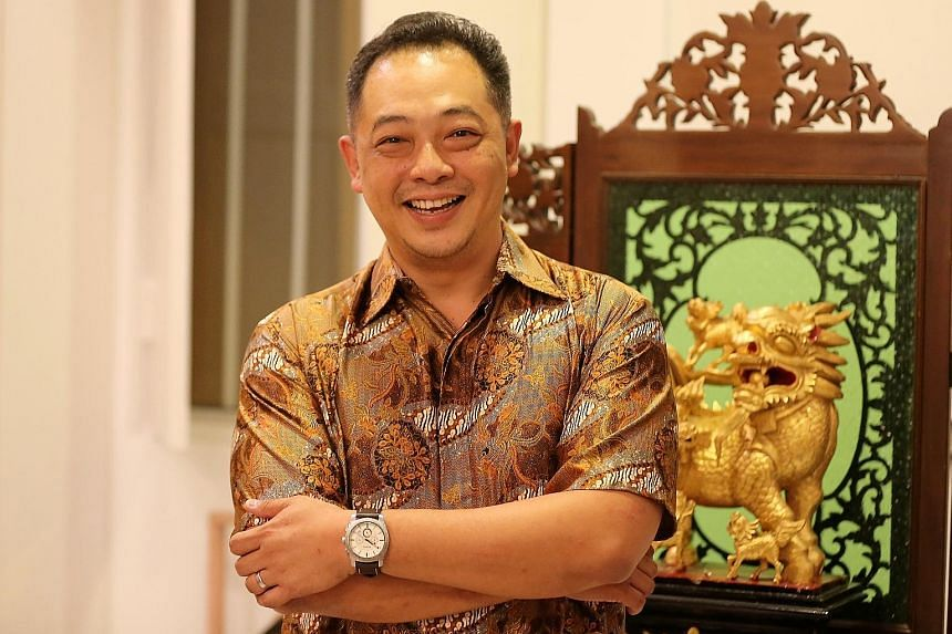 Mr Frederick Soh, a Baba who is the GSA's first vice-president, believes the Peranakan language is experiencing a revival due to an increased cultural prominence in recent years. The Gunong Sayang Association regularly holds singing sessions for its