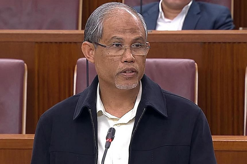GOING THE EXTRA MILE: I have been inspired by the many stories of people who have gone the extra mile to conserve water... This is the right spirit. We should do more together. - MINISTER FOR THE ENVIRONMENT AND WATER RESOURCES MASAGOS ZULKIFLI