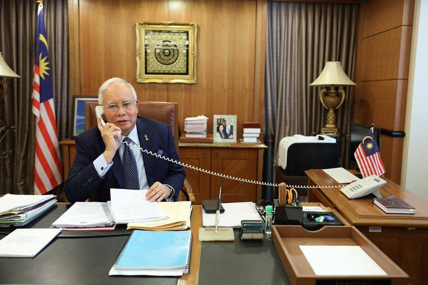 An aide to Malaysian Prime Minister Najib Razak said he had spoken to Mr Mohd Nor Azrin Md Zain, a counsellor at the Malaysian embassy in Pyongyang at 3pm, but gave no details of the exchange.