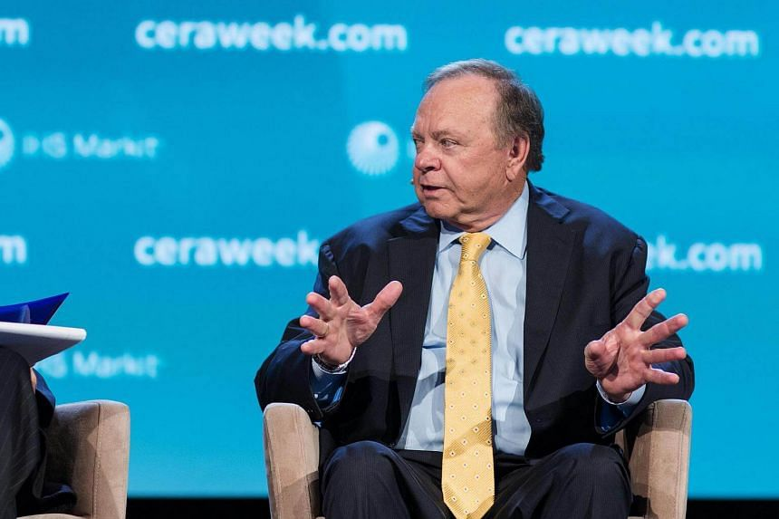 """Harold Hamm, founder and chief executive officer of Continental Resources, said the US industry could """"kill"""" the oil market if it embarks into another spending binge."""