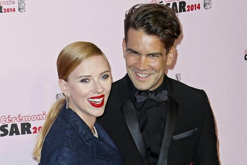 Scarlett Johansson and Romain Dauriac married in 2014 after the birth of their daughter, Rose.