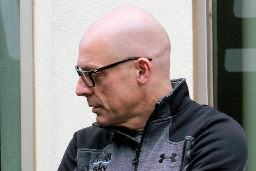 """Team Sky boss Dave Brailsford admitted that """"mistakes were made"""" by the British outfit with regard to their anti-doping and medical procedures."""