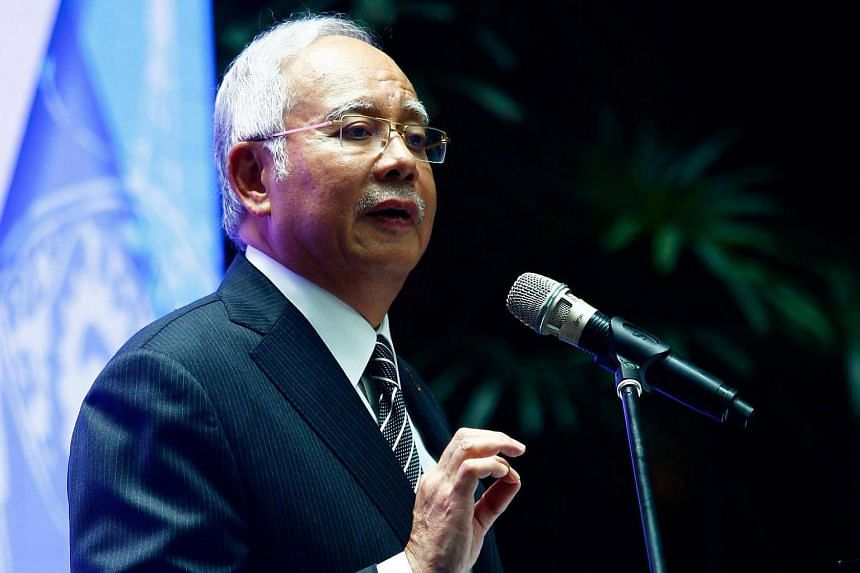 Malaysia's Prime Minister Najib Razak alluded that negotiations would take place but declined to offer details.