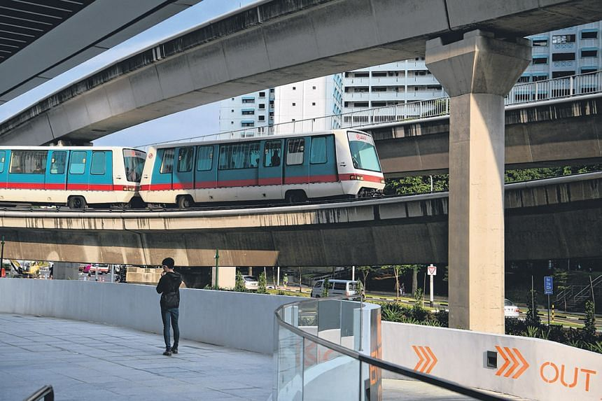 Plans to fix the Bukit Panjang LRT were first revealed last October.