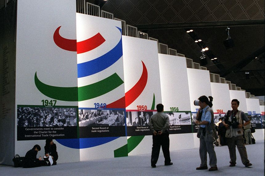 India and the United States have been tussling over domestic subsidies at the World Trade Organisation.
