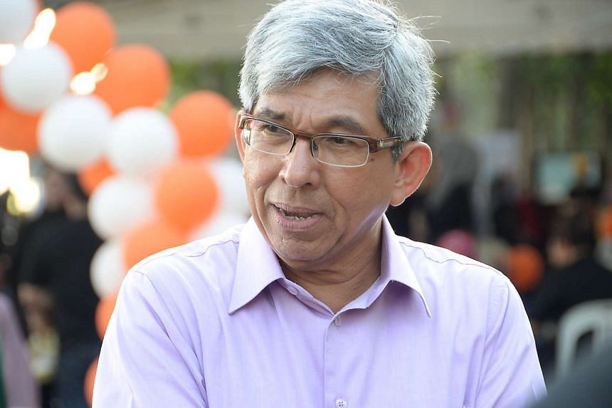 Dr Yaacob Ibrahim announced the forming of a new committee to help Malay/Muslim PMETs, on March 9, 2017.