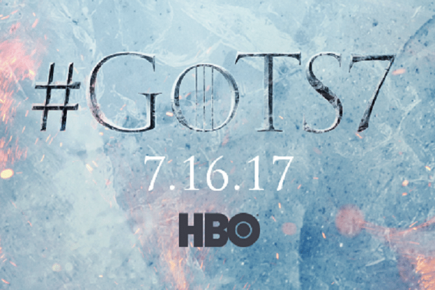 Fantasy epic Game of Thrones returns for a seventh season on July 16 on HBO.