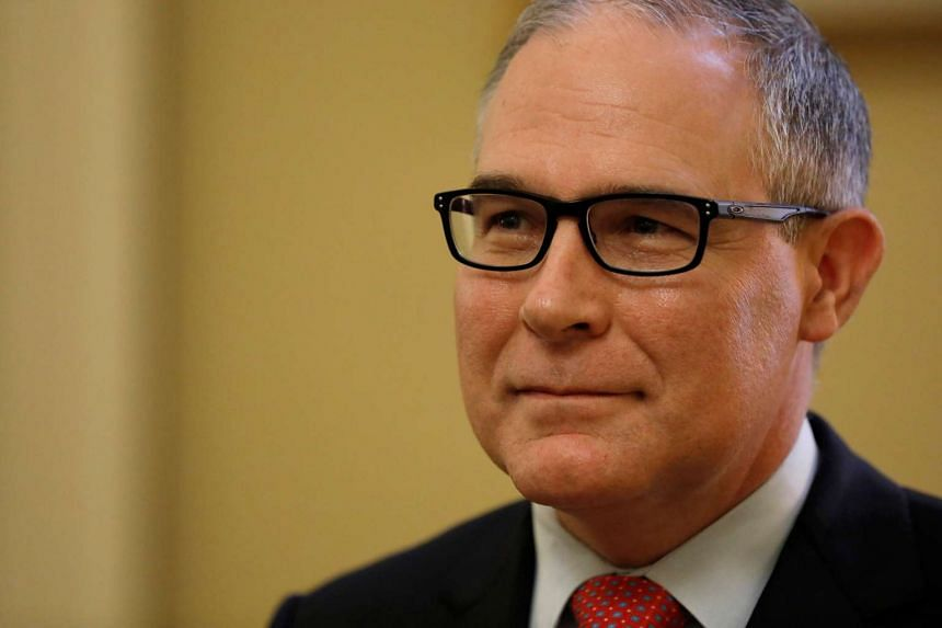 EPA chief Scott Pruitt is not convinced that carbon dioxide from human activity is the main driver of climate change.