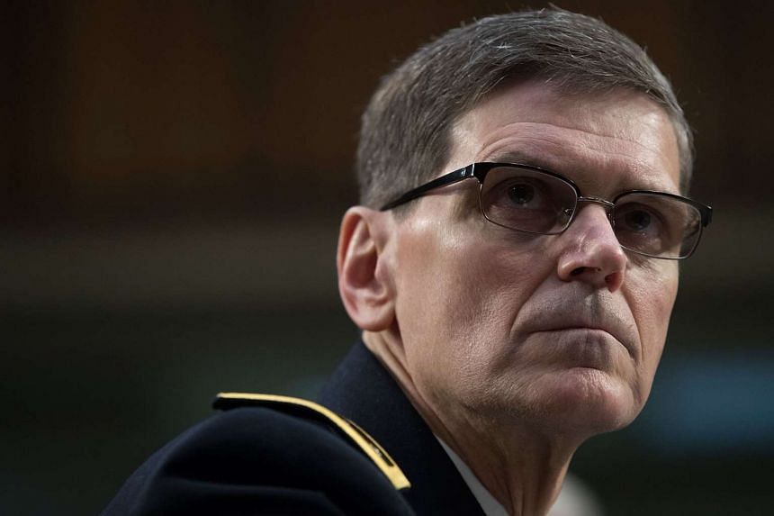 General Joseph Votel (above) is working on a new strategy to break the war out of a stalemate.