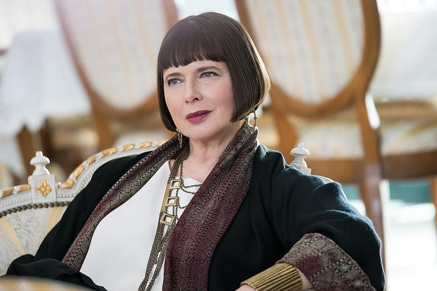 The tides are changing for older actresses, says Isabella Rossellini (above).