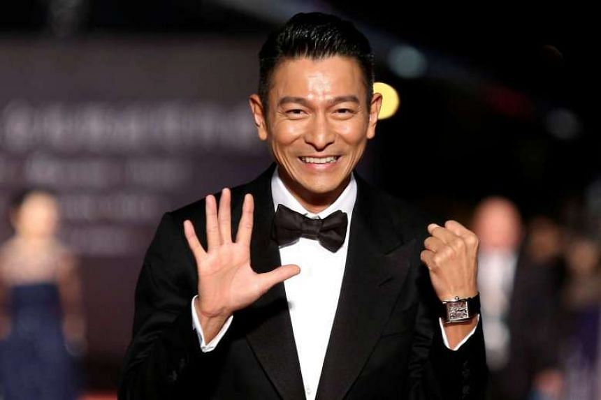 Hong Kong star Andy Lau said in a blog post on Thursday (March 9) that his doctor told him he can go home.