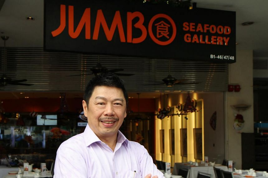 Jumbo Group chief executive Ang Kiam Meng  joined Jumbo in 1993. His father started the business in 1987 at East Coast Seafood Centre with investments from nine friends.