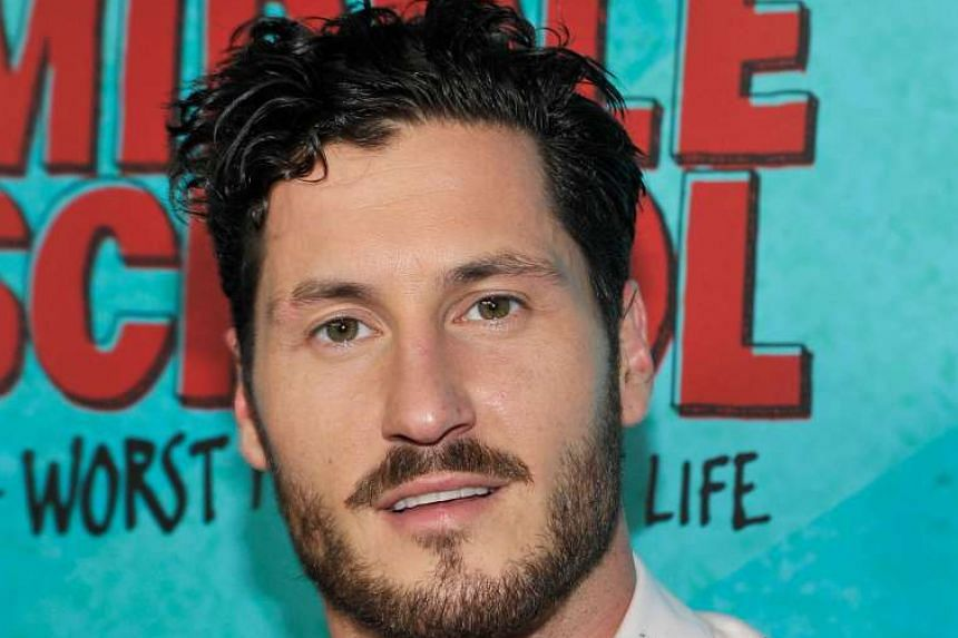 Dancing With The Stars dancer Val Chmerkovskiy.