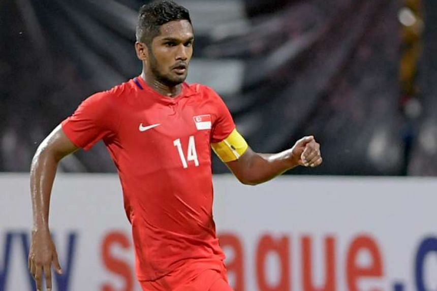 Lions midfielder Hariss Harun has won one AFC Cup, one Asean Football Federation championship crown and four MSL titles. His arrival will strengthen Home, who are second in the embryonic S-League table.
