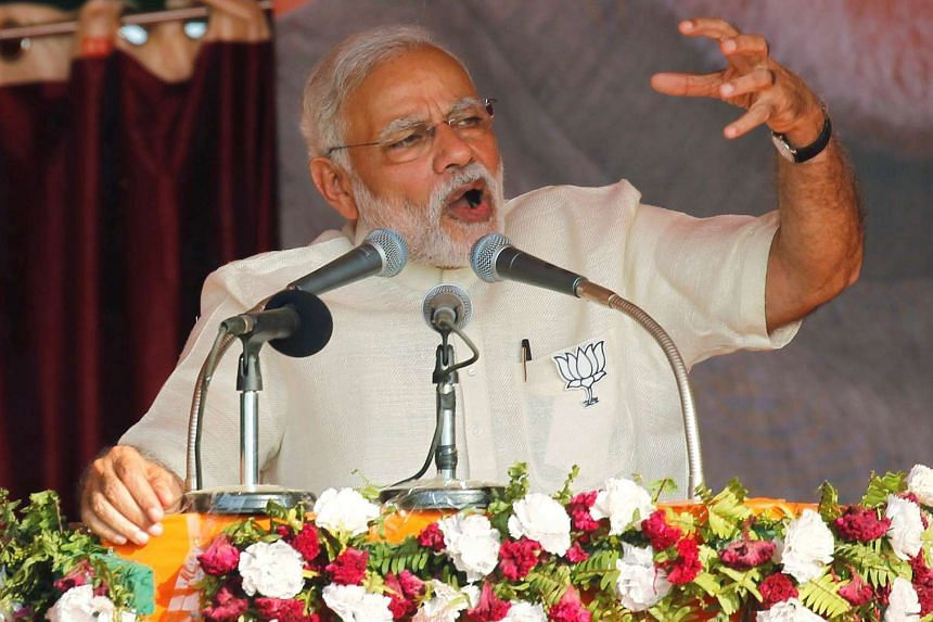 Since winning the first overall majority in three decades in the 2014 general election, Narendra Modi's dominance has been largely unchallenged and he already looks well-placed for re-election in 2019.