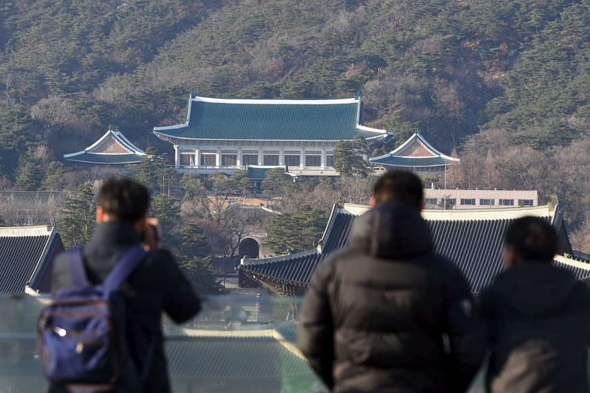Ex-president Park Geun Hye will leave the presidential Blue House only after her private house in prosperous southern Seoul is repaired and cleaned to accommodate her and her security detail.