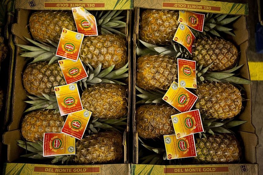 Del Monte Pacific, listed in both Singapore and the Philippines, said higher productivity in its cannery and lower commodity costs, especially in packaging, contributed to the higher gross margins.