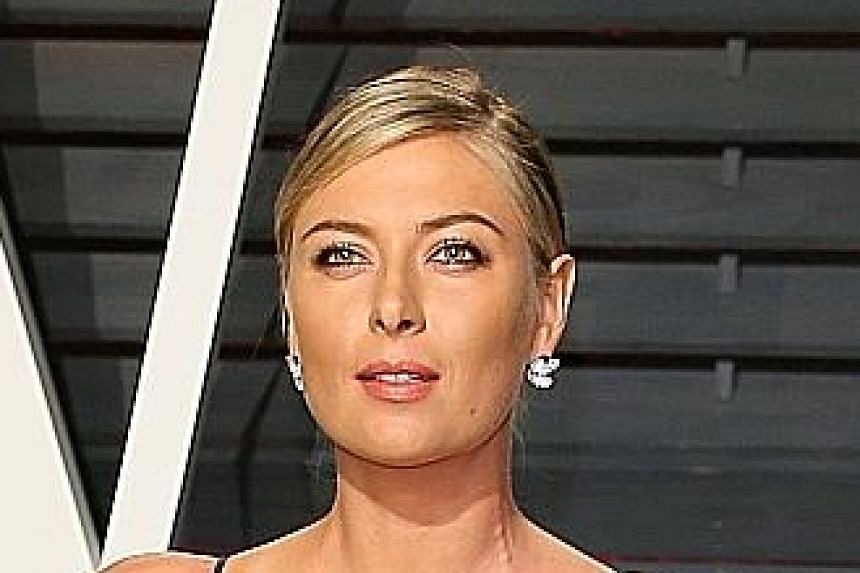 Two-time French Open champion Maria Sharapova needs a wild card to feature at Roland Garros this year.