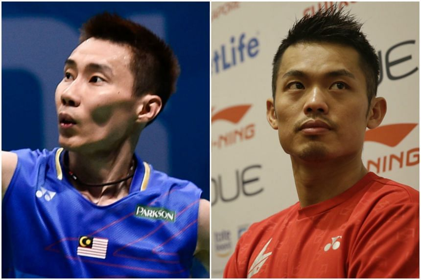 Malaysia's Lee Chong Wei (left) and China's Lin Dan are on course for a showdown when both reached the semi-finals of the All-England Open on Friday (March 10).
