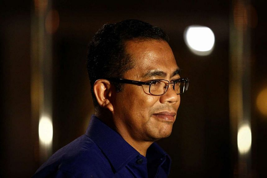 Johor Mentri Besar Datuk Seri Mohamed Khaled Nordin said Forest City is meant to cater to the global market and not Chinese buyers alone.