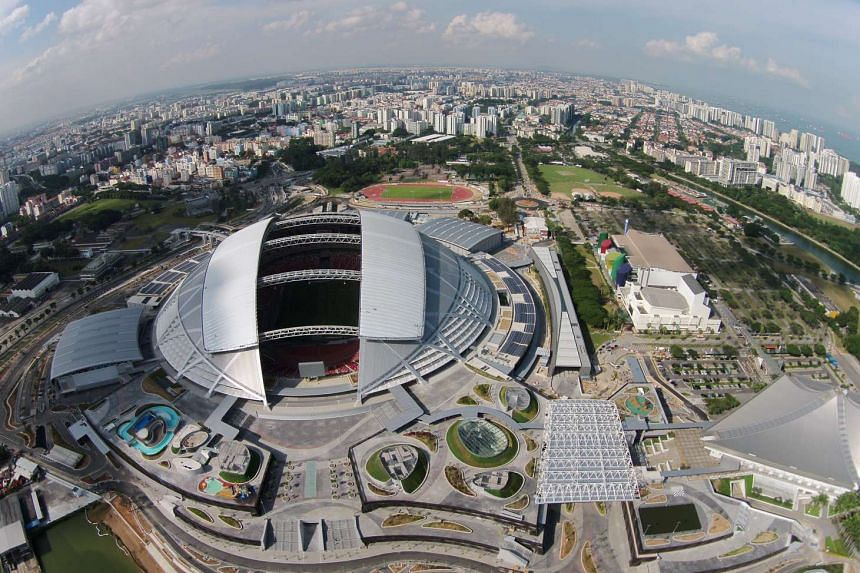 Last year, the 685 events held at the Kallang venue attracted close to 92,000 participants.